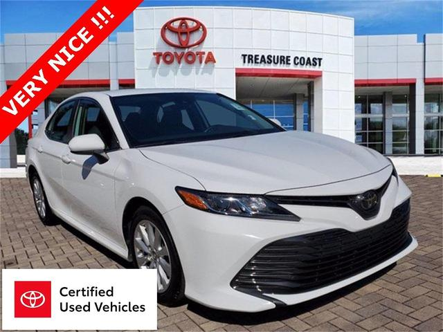 used 2019 Toyota Camry car, priced at $21,000