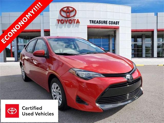 used 2019 Toyota Corolla car, priced at $15,800