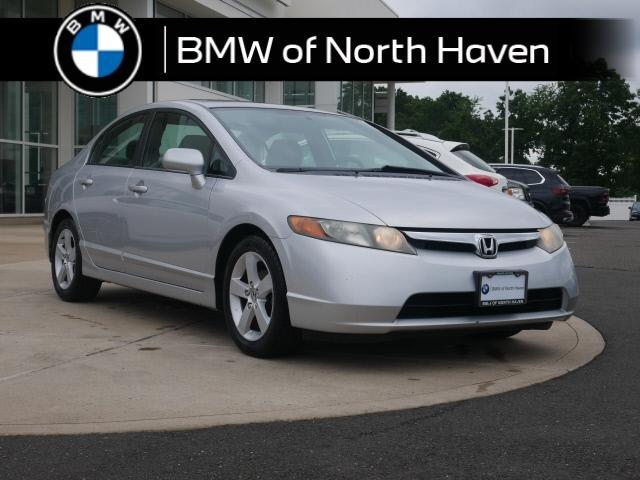 used 2007 Honda Civic car, priced at $6,995