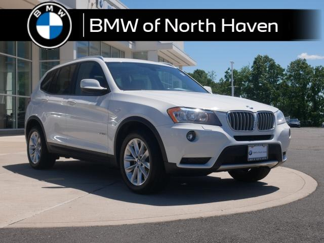 used 2014 BMW X3 car, priced at $17,995