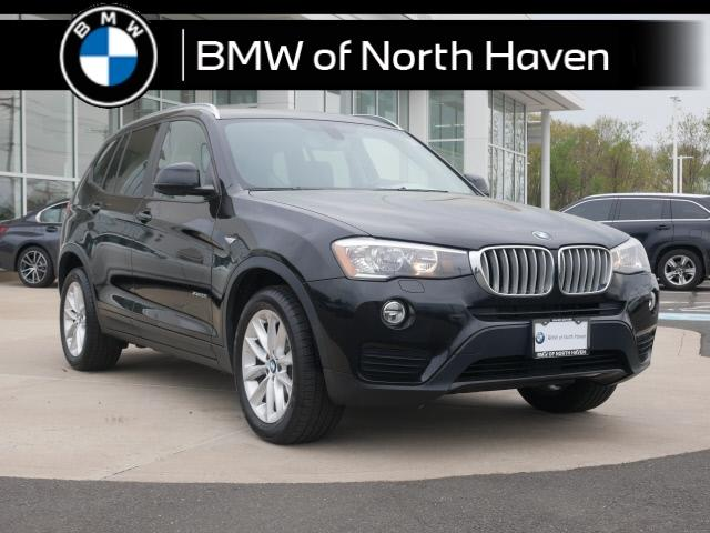 used 2015 BMW X3 car, priced at $18,495