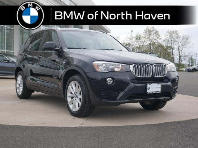 used 2017 BMW X3 car, priced at $21,995