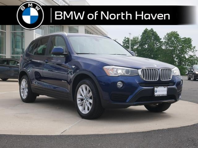 used 2015 BMW X3 car, priced at $13,495