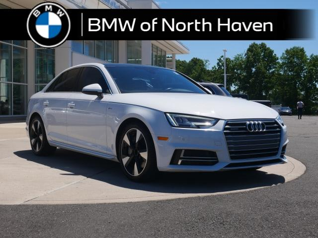 used 2017 Audi A4 car, priced at $21,495