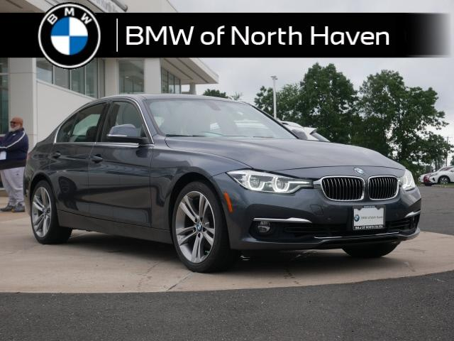 used 2017 BMW 330 car, priced at $23,995