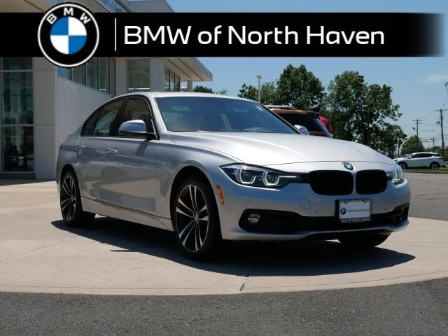 used 2018 BMW 330 car, priced at $26,995