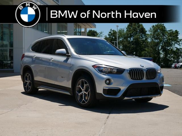 used 2018 BMW X1 car, priced at $24,995