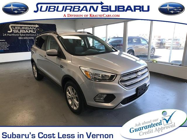 used 2018 Ford Escape car, priced at $18,967