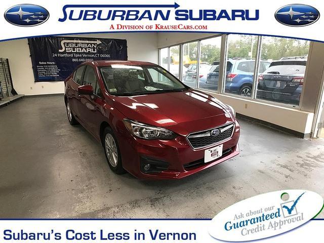 used 2018 Subaru Impreza car, priced at $18,967