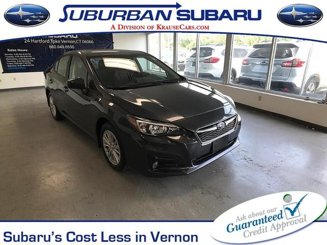 used 2018 Subaru Impreza car, priced at $19,967