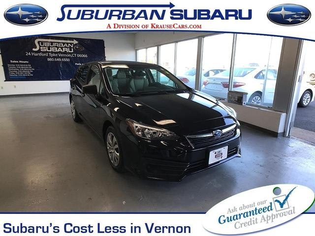 used 2020 Subaru Impreza car, priced at $20,867