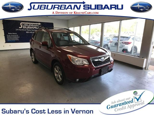 used 2014 Subaru Forester car, priced at $13,967