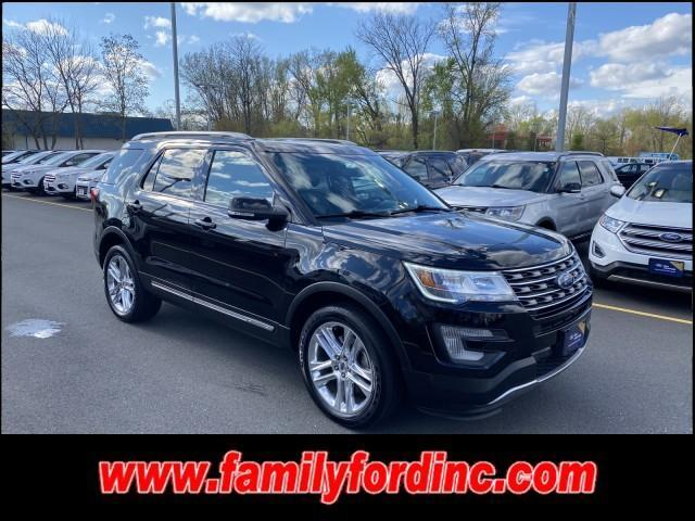 used 2016 Ford Explorer car, priced at $26,995