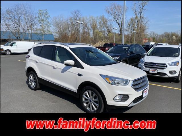 used 2017 Ford Escape car, priced at $21,995