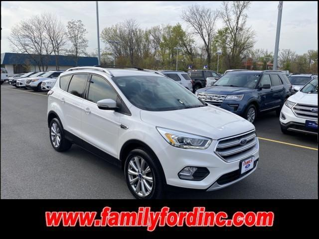 used 2017 Ford Escape car, priced at $23,995