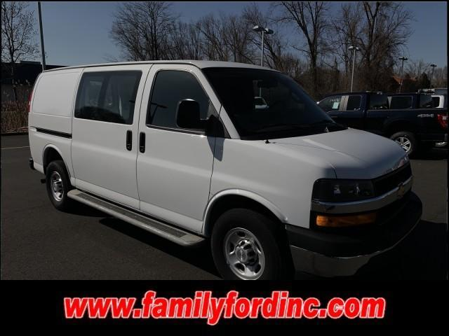 used 2019 Chevrolet Express 2500 car, priced at $34,995