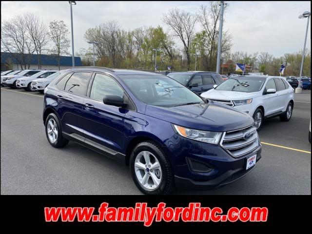 used 2016 Ford Edge car, priced at $19,995