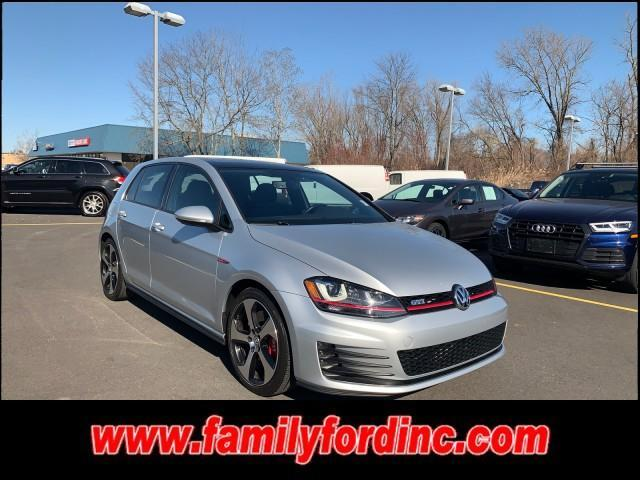 used 2017 Volkswagen Golf GTI car, priced at $24,995