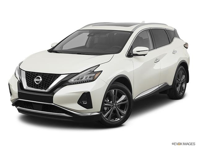 new 2021 Nissan Murano car, priced at $44,010
