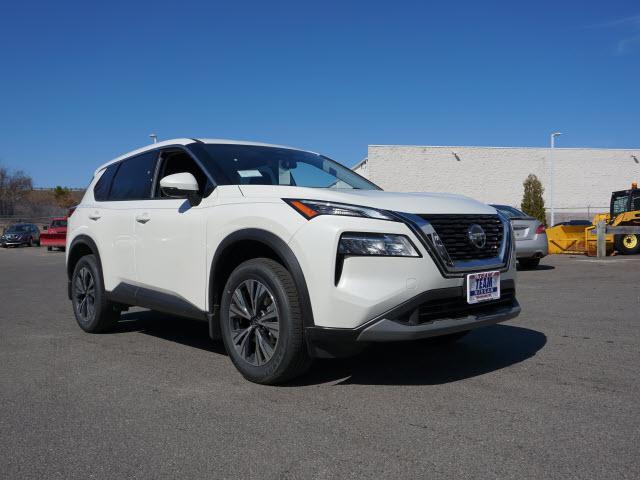 new 2021 Nissan Rogue car, priced at $30,501