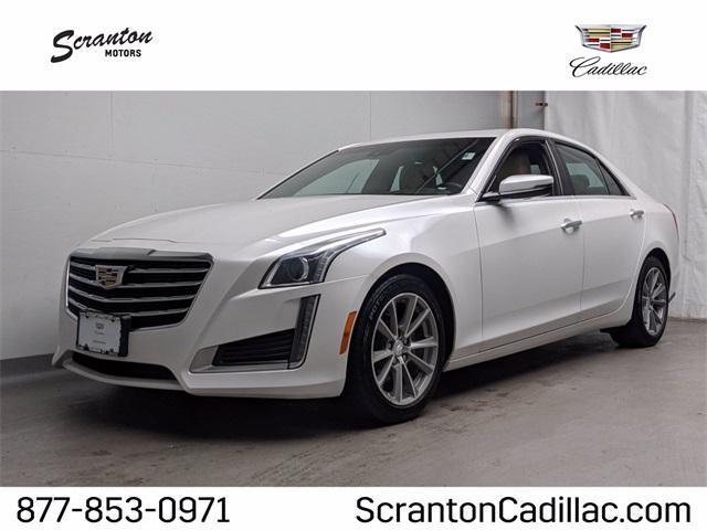 used 2017 Cadillac CTS car, priced at $28,999