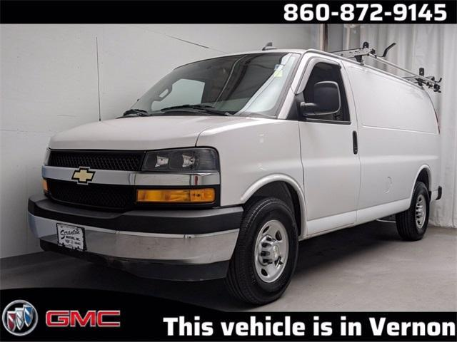used 2018 Chevrolet Express 2500 car, priced at $30,733
