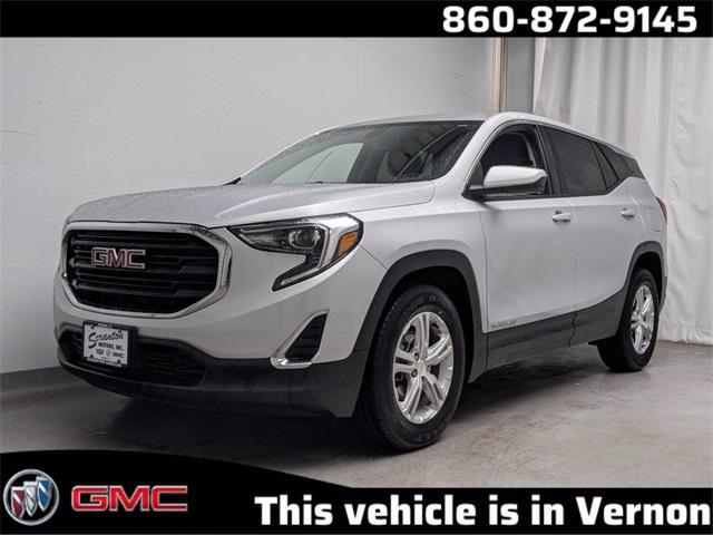 used 2018 GMC Terrain car, priced at $27,277