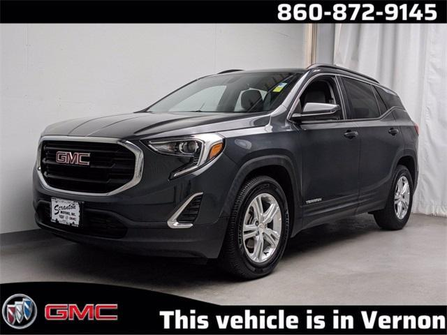 used 2018 GMC Terrain car, priced at $27,558