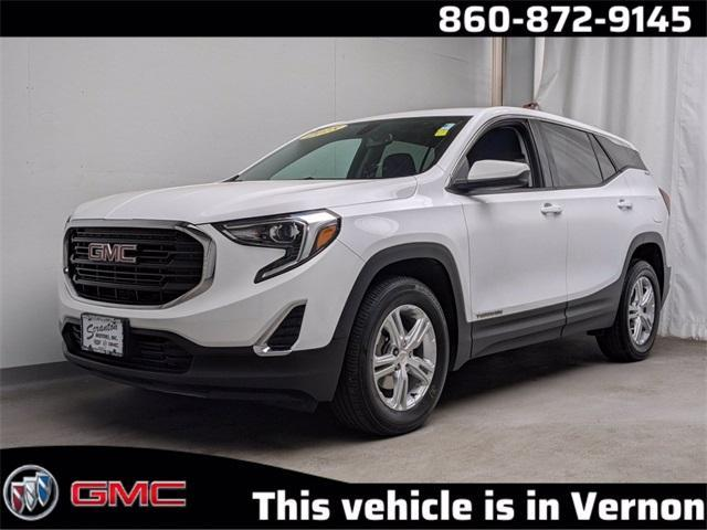 used 2018 GMC Terrain car, priced at $27,389