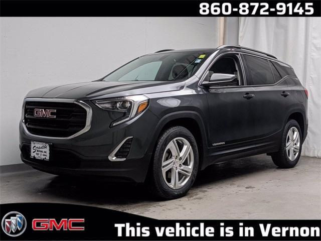 used 2018 GMC Terrain car, priced at $28,061