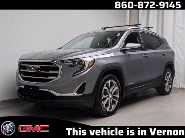 used 2018 GMC Terrain car, priced at $29,361