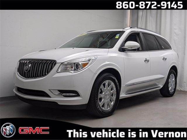used 2017 Buick Enclave car, priced at $31,323