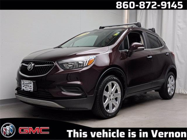 used 2018 Buick Encore car, priced at $20,688