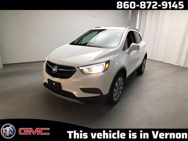 new 2020 Buick Encore car, priced at $24,990