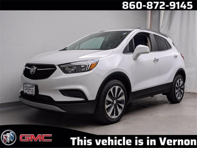new 2021 Buick Encore car, priced at $24,260