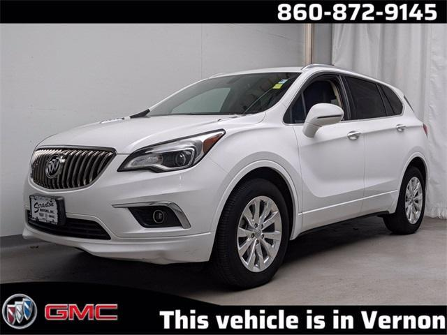 used 2017 Buick Envision car, priced at $24,818