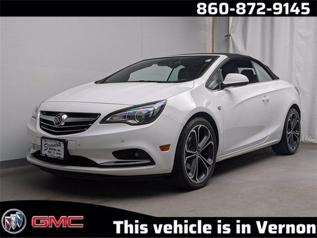 used 2016 Buick Cascada car, priced at $28,796