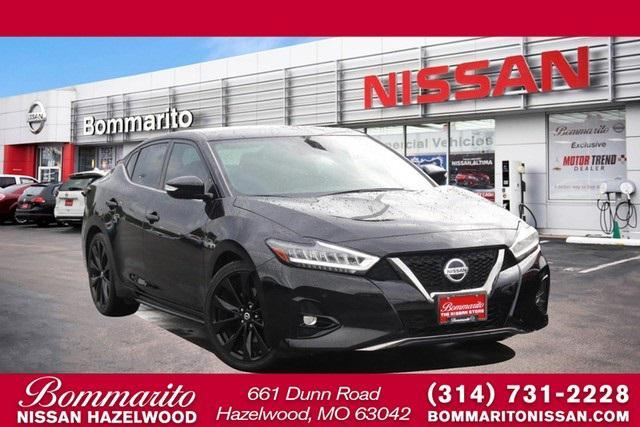 used 2019 Nissan Maxima car, priced at $33,995