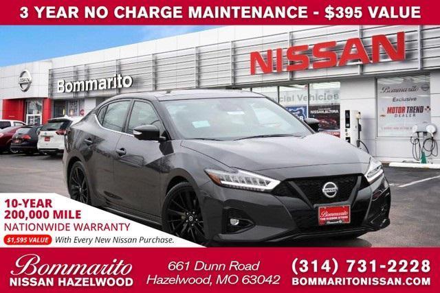 new 2021 Nissan Maxima car, priced at $44,850