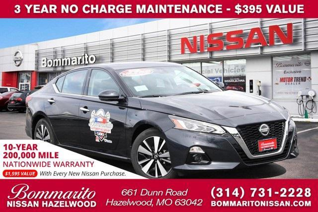 new 2021 Nissan Altima car, priced at $31,175