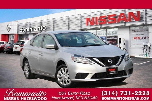 used 2018 Nissan Sentra car, priced at $14,995