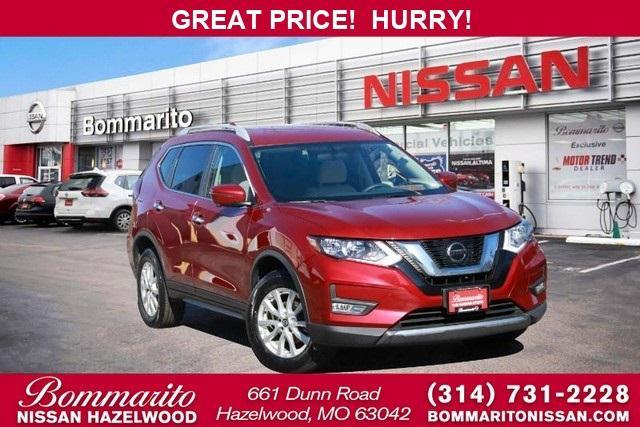 used 2018 Nissan Rogue car, priced at $22,975