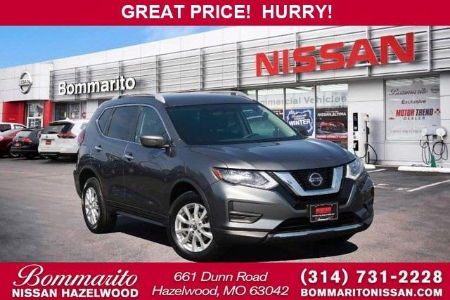 used 2018 Nissan Rogue car, priced at $22,995