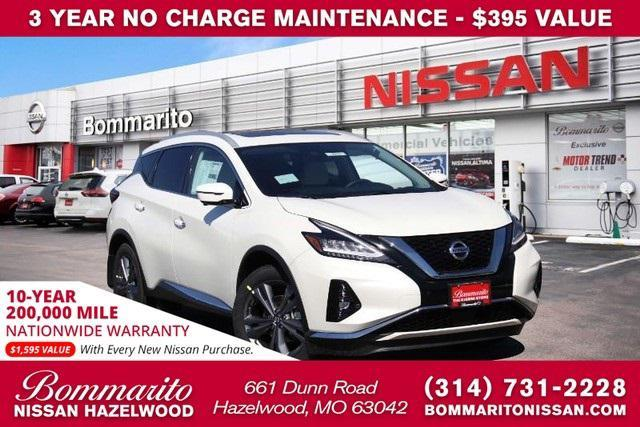 new 2021 Nissan Murano car, priced at $45,430