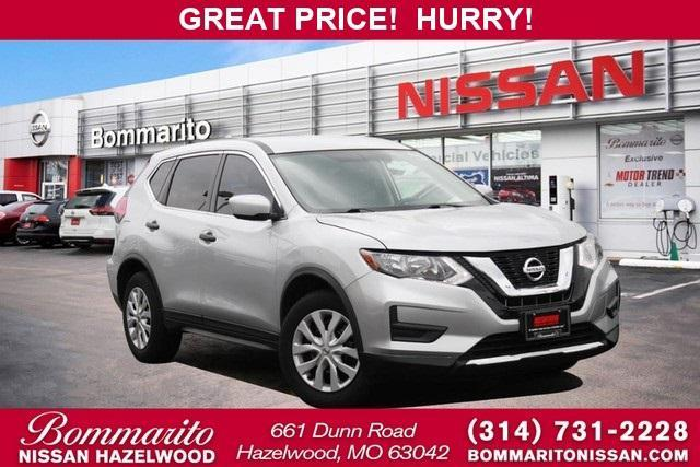 used 2017 Nissan Rogue car, priced at $18,995