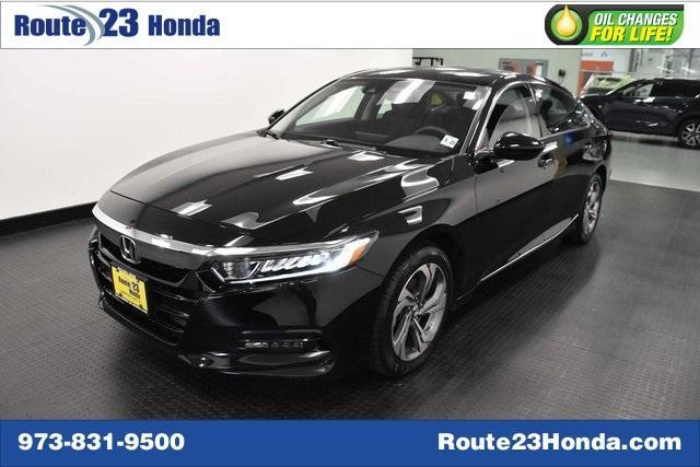 used 2018 Honda Accord car, priced at $21,853