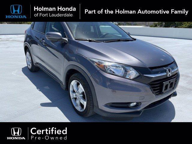 used 2016 Honda HR-V car, priced at $17,991