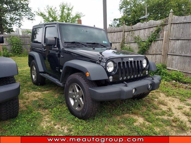 used 2012 Jeep Wrangler car