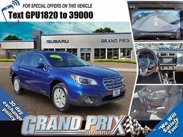 used 2017 Subaru Outback car, priced at $20,048
