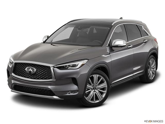 new 2021 INFINITI QX50 car, priced at $51,065